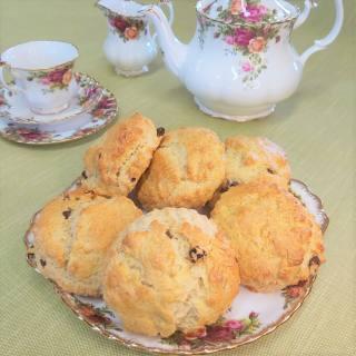 Tea Room Bakes and Produce