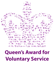 Queen's Award for voluntary Services