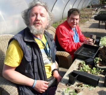Acorn Gardening Services, pond