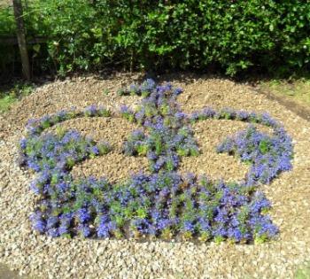 Queens award for voluntary service, gardening